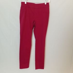 Chico's pull on stretch jeggings